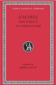 Rhetorica ad Herennium, Dr Stone